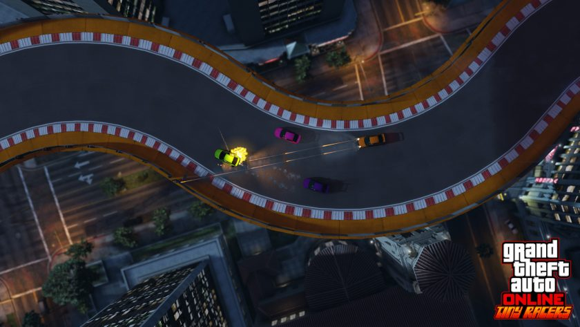 GTA online: Tiny Racers