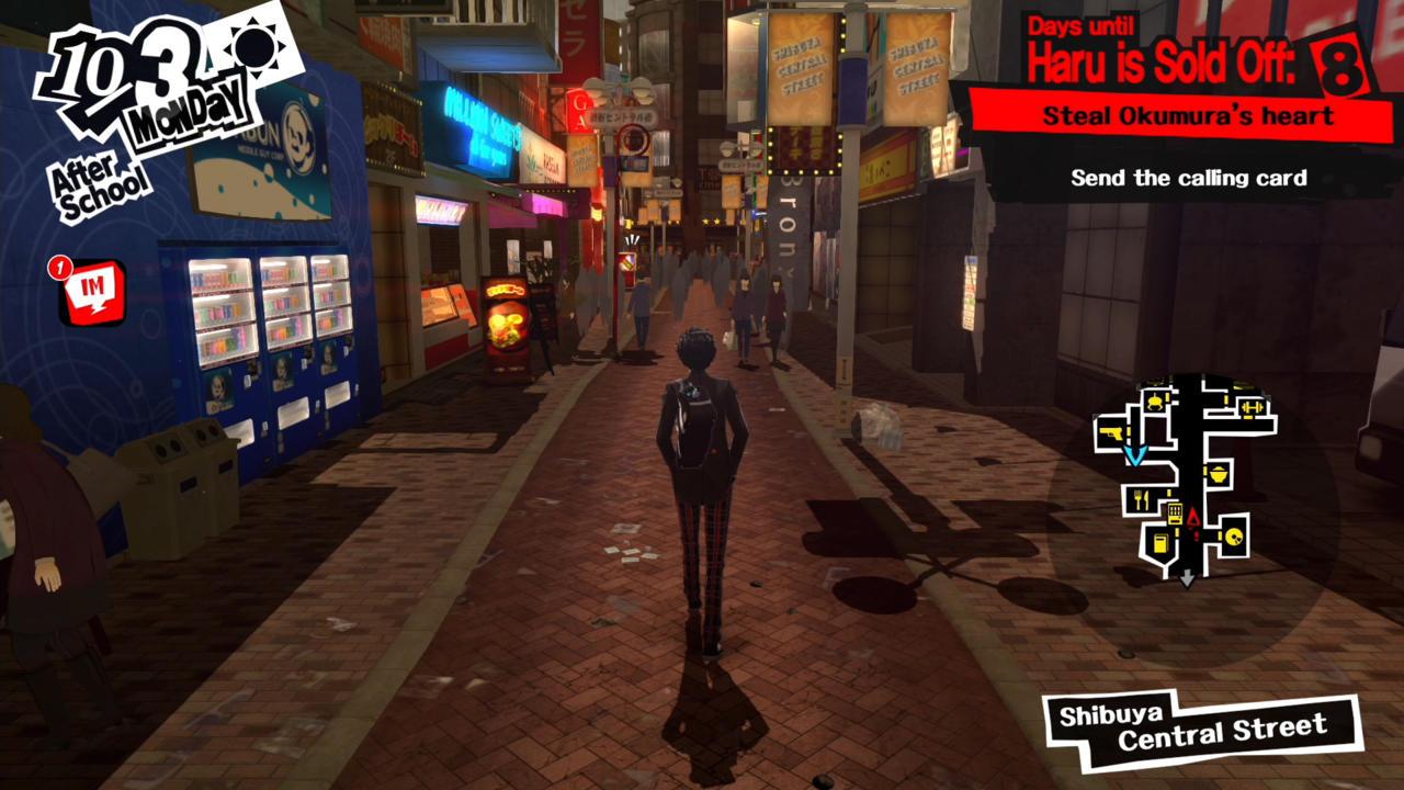 Persona 5 recenze GAMEPRESS