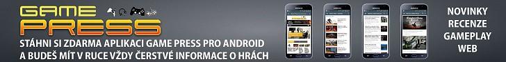 Aplikace Game Press herní info na dlani.