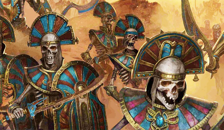 Total War: Warhammer || - Rise of the Tomb Kings