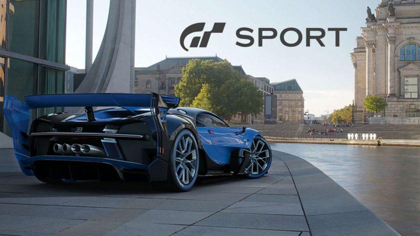 v Gran Turismo Sport závodilo již 9,5 milionu hráčů