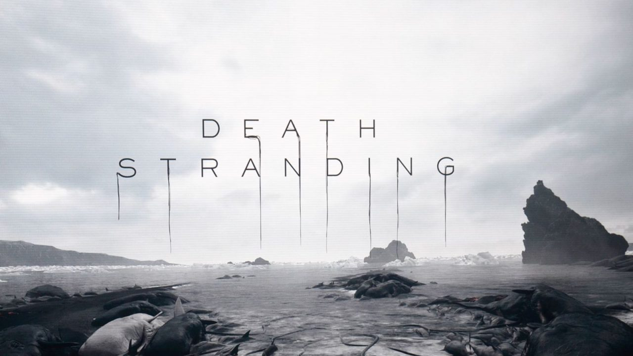 """Death Stranding letos nevyjde, Kojima říká: """"Bude to chvíli trvat"""""""