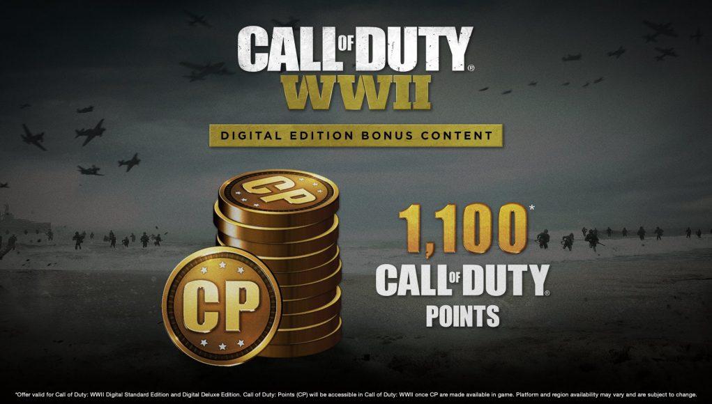 cod ww2 digital deluxe vs pro edition