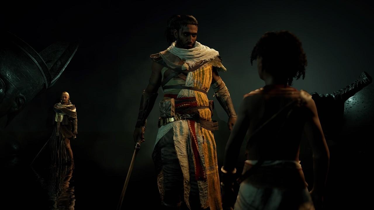 Bayek je nyní rekrutovatelný v Assassin's Creed Odyssey