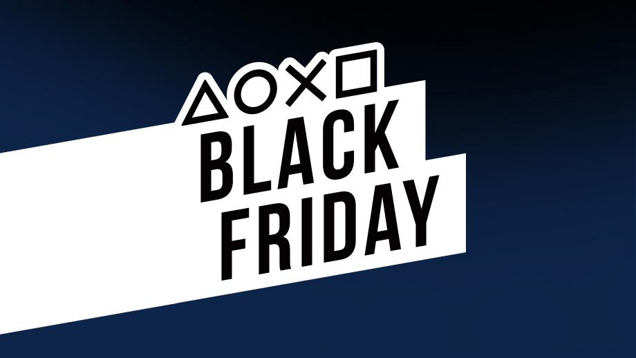 PlayStation uveřejnil svou Black Friday nabídku, vakci je HW i SW