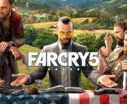 Far Cry 5 je nejlépe prodávanou hrou Ubisoftu na této generaci konzolí