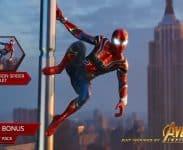 Avengers: Infinity War inspirací pro Iron Spider Suit pro Marvel Spider-Man