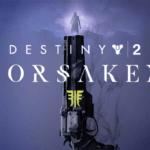 Bungie bude brzy rozdávat zdarma Destiny 2 Forsaken Annual Pass