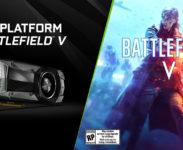 NVIDIA odhaluje nové záběry ze hry Battlefield V