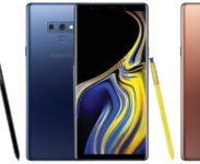 Samsung Galaxy Note 9 nabídne dvojnásobně dlouhé nahrávání videi v 960fps než Galaxy S9