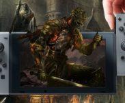 V říjnu si budete moci užít Dark Souls Remastered na cestách díky vycházející Switch verzi