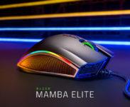 Razer představuje herní myš Mamba Elite soptickým senzorem 5G a ještě výraznějšími Chroma prvky