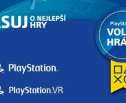 Hlasuj a vyhraj! PlayStation spustil anketu nazvanou VOLBA HRÁČŮ