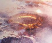 Odhalen první pohled na mapu režimu Firestorm pro Battlefield 5
