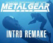 Fanouškovský reake Intra Metal Gear Solid je naprosto ohromující