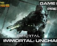 Immortal: Unchained -GAME PRESS PLAY