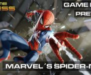 Marvel´s Spider-Man – GAME PRESS PLAY