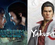 Listopadová nabídka PlayStation Plus je ve znamení Bulletstorm a Yakuza Kiwami