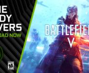 NVIDIA Game Ready ovladače přináší ray-tracing do Battlefield V