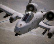 Podívejte se na A-10C vakci vnovém traileru pro Ace Combat 7: Skies Unknown