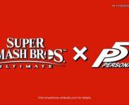 Persona 5 se chystá do Super Smash Bros. Ultimate s Jokerem jako prvním DLC hrdinou
