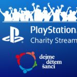 Dnes ve 14:00 startuje PlayStation Charity Stream – Hraním pro dobrou věc !