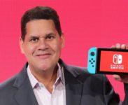 Reggie Fils-Aimé je přesvědčen, že Nintendo prodá 20 miliónů konzolí Switch