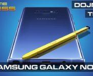 Dojmy z testu Samsung Galaxy Note 9 - GAME PRESS