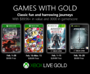 Únorové nabídce Xbox Games With Gold dominuje Super Bomberman R s Assassin's Creed Rogue