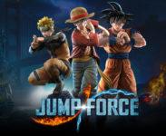 Recenze: JUMP FORCE - Aneb když se setkají postavy nejslavnějších anime...