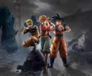 Jump Force dostane první DLC už vkvětnu
