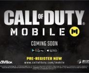 Call of Duty: Mobile oznámeno pro Evropu, Severní Ameriku a další regiony