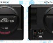 Sega vydá v září Genesis Mini