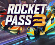 Odhalen Rocket Pass 3 pro Rocket League