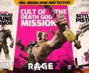 Rage 2 představuje v novém traileru bonusy k předobjednávkám a Deluxe edicím