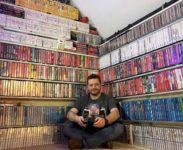 Hráč vytvořil rekord s největší herní sbírkou, která čítá více než 20.000 titulů