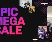 Epic Games Store poprvé nabízí slevy a to i na dosud nevydané hry