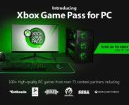 Xbox Game Pass oficiálně dorazí na PC, více informací se dozvíme na E3 2019