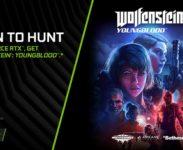 Nvidia oznamuje RTX a adaptivní stínování pro Wolfenstein: Youngblood; Quake II RTX k dispozici zdarma od 6. června