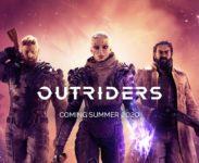 Outriders je nová sci-fi hra od Square Enix