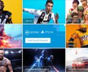 PS4 EA Access - Přehled všech her, které služba nabízí zdarma