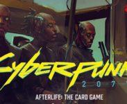 Cyberpunk 2077 bude mít vlastní karetní hru