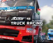Recenze: FIA European Truck Racing Championship - Slušně sjeté pneumatiky