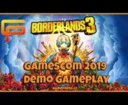 Game Press | Borderlasnds 3 Gameplay | Gamescom 2019 Demo