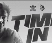 Ninja podepsal partnerství se společností Adidas