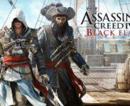 Na Switch pravděpodobně zamíří Assassin's Creed Black Flag a Assassin's Creed Rogue