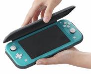 Nintendo Switch Lite dostává oficiální Flipové pouzdro