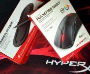 Recenze: Herní myš HyperX Pulsefire Dart a nabíjecí základna Qi ChargePlay