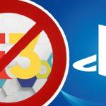 """Společnost Sony se vzdává E32020: """"Není to pro nás ten správný veletrh"""""""