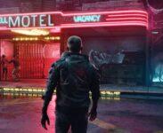 Cyberpunk 2077 vypadá docela dobře v neoficiálním režimu z pohledu třetí osoby